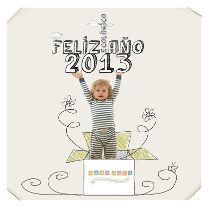 Año nuevo Baby Deli