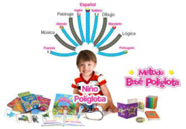 Bebé políglota santander