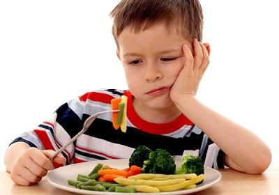 Mi hijo no come